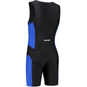 Dare2Tri Frontzip Trisuit Men black-blue